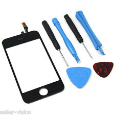 Repuesto Cristal Lcd Touch Digitalizador De Pantalla Kit De Reparación Para Apple Iphone 3gs