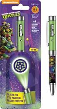 TEENAGE MUTANT NINJA TURTLES - PROJECTOR INK PEN - BRAND NEW - TMNT 4011