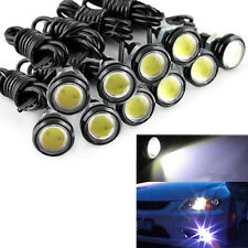 2pcs 9W LED Light Car Fog DRL Daytime Reverse Backup Parking Signal AO