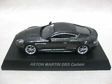 1:64 Kyosho ASTON MARTIN DBS Carbon Gray Diecast Model Car