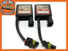 Xenon HID CANBUS Decoder Warning Error Cancellor PAIR