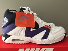 DS Nike Air Tech Challenge iii 3 sz 11 - Agassi White Purple