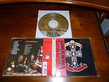 Guns N' Roses / Appetite For Destruction JAPAN MVCG-12 P-A6