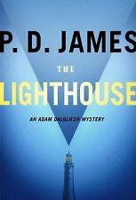 The Lighthouse, No. 13 Adam Dalgliesh mysteries