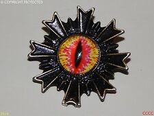 Steampunk pin badge brooch dragon's eye game of thrones Harry Potter #48