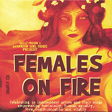 Females On Fire (2005, CD NEUF)2 DISC SET