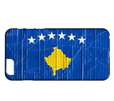 Coque iPhone Plus 7 Plus Drapeau KOSOVO 04