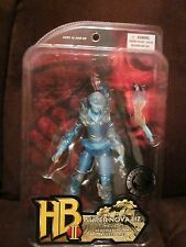 MEZCO DIRECT HELLBOY SUPER NOVA LIZ CLEAR BLUE VARIANT 7in Action Figure NIB