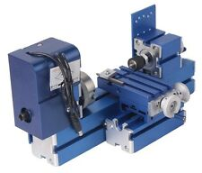 Lathe Machine DIY Tool Universal Soft Metal Mini Turning Metal lathe