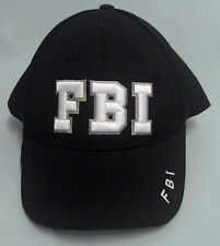 USA FBI FEDERAL BUREAU of INVESTIGATION BALL CAP HAT