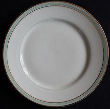 * Assiette ancienne en Porcelaine (de Paris?)
