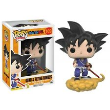 dragon ball z - funko pop 109 goku et flying nimbus
