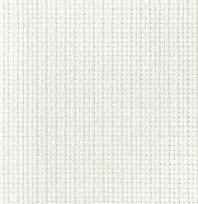 Coupon toile Aïda 4,4pts/cm 40x50 cm pour broderie à points comptés 100% coton