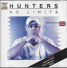 HUNTERZ NO LIMITS - BRAND NEW BHANGRA CD - FREE UK POST