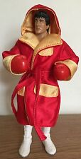 Jakks Pacific Rocky Balboa Action Figure Rocky Pre Fight Robe Vs Apollo Creed