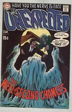 Unexpected #114 September 1969 VG/FN Neal Adams Cover