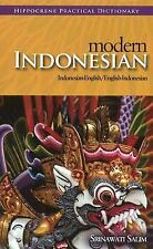 Modern Indonesian-English, English-Indonesian Practical Dictionary by...