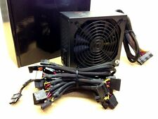 975W 975 Watt Modular Detach Cables ATX Power Supply Silent 14CM Fan 900W 950W