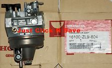 OEM Honda FG400 Tiller Rototiller WN20 Water Pump Engine CARBURETOR ASSEMBLY NEW