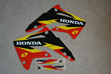 ONE INDUSTRIES DELTA GRAPHICS HONDA CR85 2003 2004 2005 2006 2007 CR85R