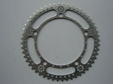 SUGINO MIGHTY COMPETITION MERCKX PATTERN DRILLED CHAINRING - 52 T - 144 BCD  NOS