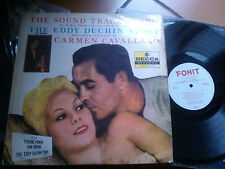 "LP 12"" OST INCANTESIMO (THE EDDY DUCHIN STORY) FEAT.PIANO CARMEN CAVALLARO"