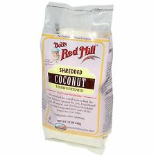 Bob's Red Mill, Medium Shredded Coconut, Unsweetened, 12 oz (340 g)
