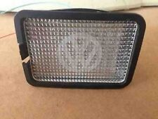 Pair Of Clear rear fog light lens VW T4 Transporter synchro Eurovan