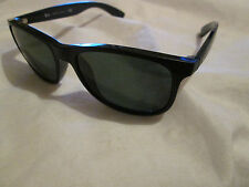 Ray Ban black frame Andy sunglasses. RB 4202