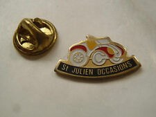 PIN'S ST JULIEN OCCASION
