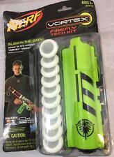 Hasbro Nerf Vortex Firefly Tech Kit A1448 blaster accessory glow in the dark NIB