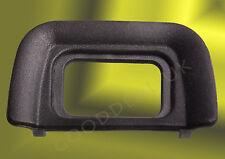 DK-20 Rubber Eyecup Eyepiece viewfinder for DSLR Nikon D40 D50 D60 D70 D70s
