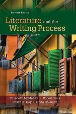NEW LITERATURE AND THE WRITING PROCESS BOOK & CODE FUNK MCMAHAN DAY 11TH EDITION
