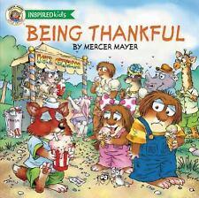 NEW - Being Thankful (Mercer Mayer's Little Critter) by Mayer, Mercer