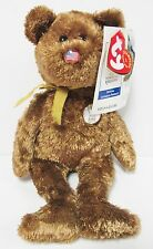 "Ty Beanie Baby ""USA"" the World Cup Champion Bear, Brand New w/Mint Tags"