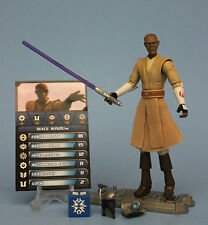Star Wars The Clone Wars Jedi Master and High Council Member MACE WINDU CW20