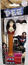 Batman vs. Superman Pez Dispenser DAWN OF JUSTICE  WONDER WOMAN