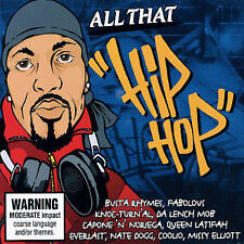 ALL THAT HIP HOP 3XCD