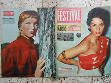 festival cinema sofia loren sophia loren marilyn monroe lea massari marina vlady