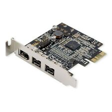 SYBA SD-PEX30009 Low Profile PCI-Express 1394B/A Firewire Card NEW!!!