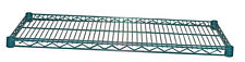 Epoxy Wire Shelving 18 x 36 - NSF (2 Shelves) - Heavy Duty - Metro Style