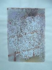 Mark Tobey-serigrafia-Blossoming Moments-firmato a mano, numerati, datato