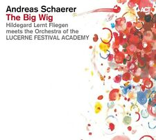 ANDREAS SCHAERER - THE BIG WIG  2 VINYL LP NEU