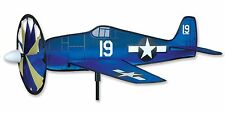 "Hellcat Airplane Wind Spinner Aircraft 19"" Plane Windspinner Premier"
