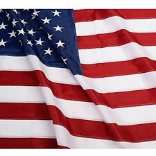ANLEY [Heavy Duty] American US Flag 4x6 Foot Nylon - Embroidered Stars and New