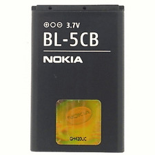 New 800mAh BL-5CB Battery for Nokia 100 101 103 105 109 111 113 1000 1280 #477