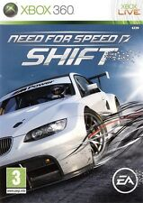 XBOX 360 Need for Speed Shift Formato Pal Excelente Estado