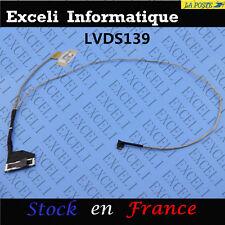 LCD LED PANTALLA VÍDEO CABLE PLANO FLEXIBLE DISPLAY HP 15-f272wm G2-X3-k19