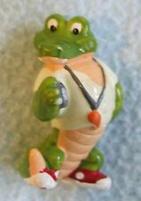 Vintage 1992 Ferrero KINDER SURPRISE Coach CROCODILE Figure / Toy
