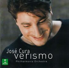JOSE CURA : VERISMO / CD - TOP-ZUSTAND